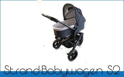 Strand-Babywagen S2