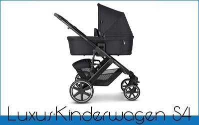 Luxus-Kinderwagen S4